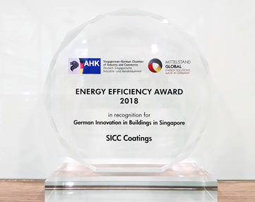 Energy Efficiency Award